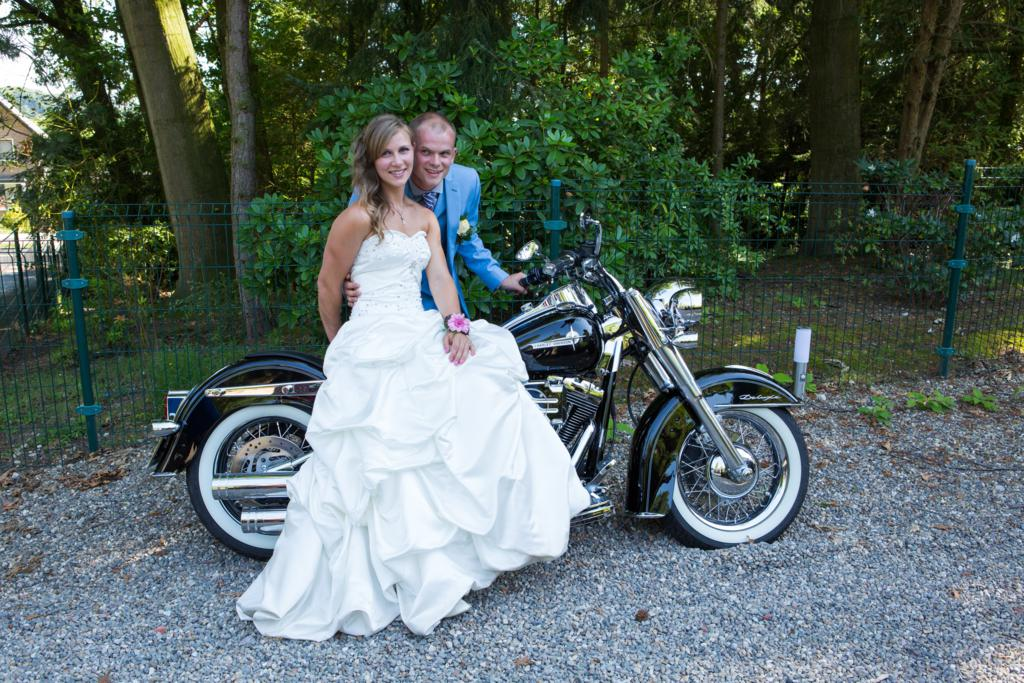 Trouwreportage Maikel & Silvia -2014-