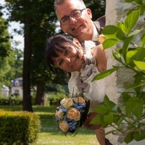 Trouwreportage Bert & Marije -2013-