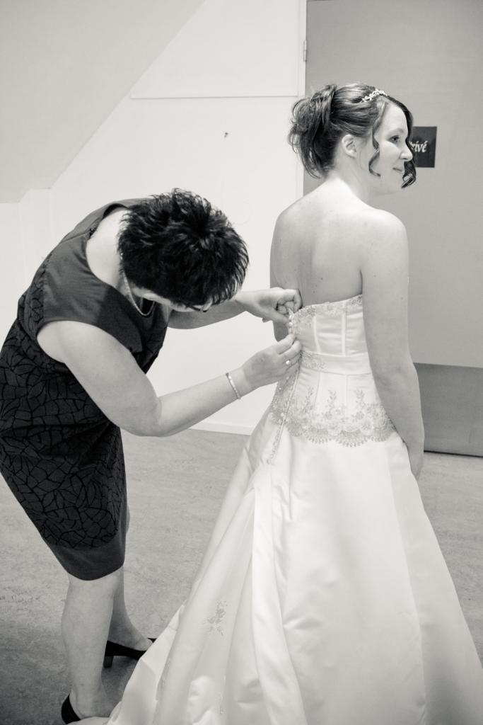 Trouwreportage Niek & Ilona -2014-