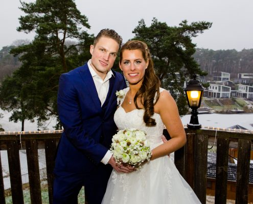 Foto Wijnands | Bruidsfotograaf voor bruiloft Sander & Delcie | Heerlen