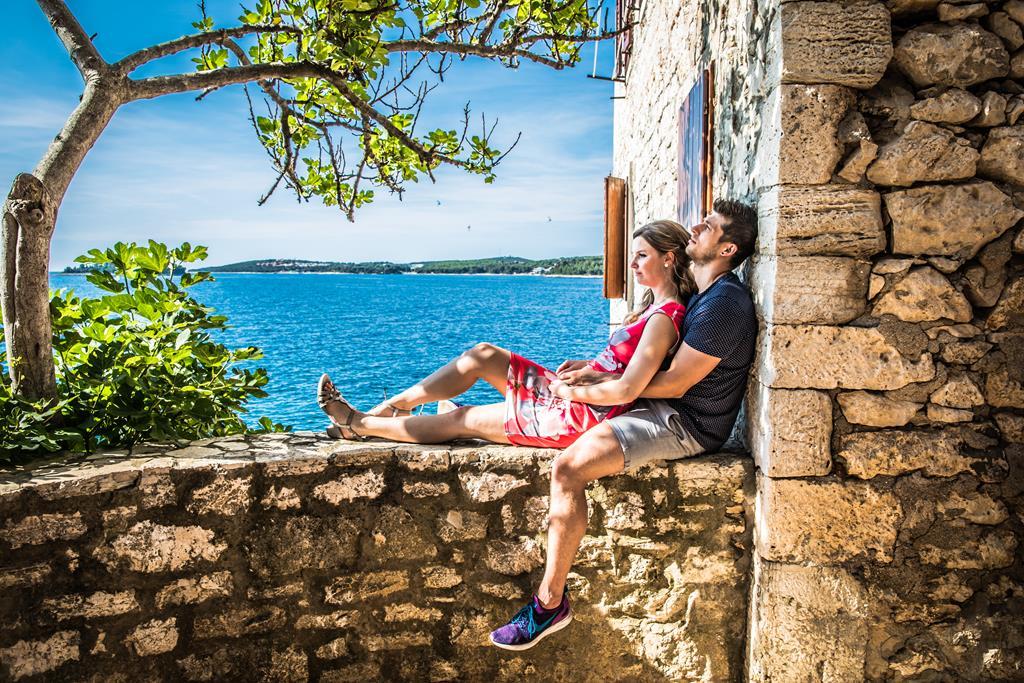 After-wedding Kroatie