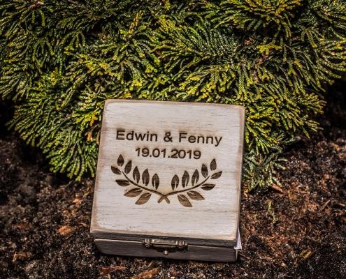 Trouwfotograaf Edwin & Fenny door Bruidsfotograaf Maastricht