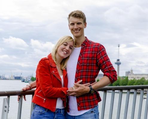 Loveshoot Rotterdam Michiel & Elise