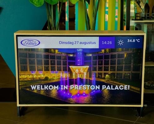 Preston Palace Almelo trouwen