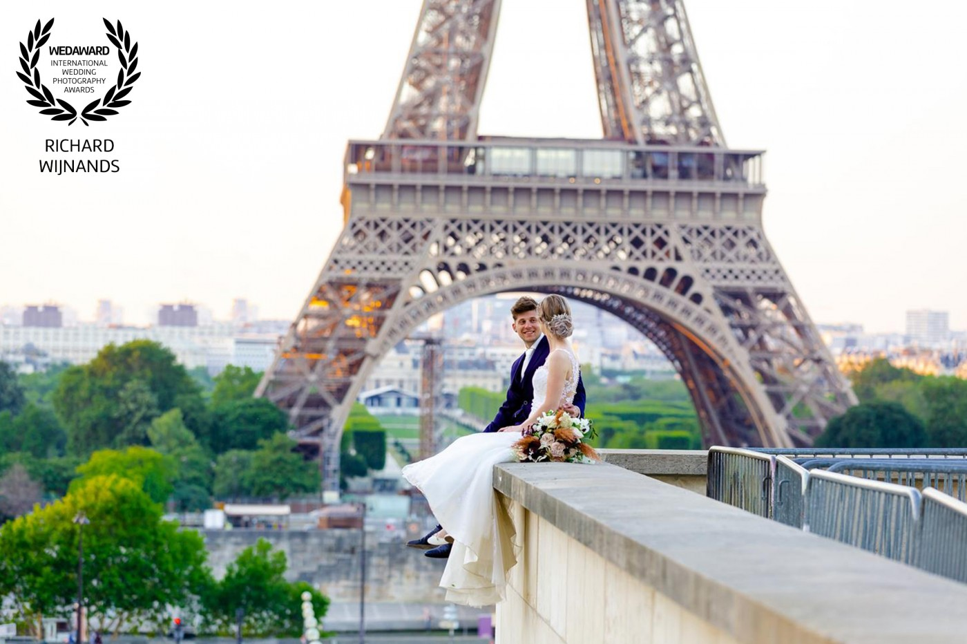 Bruidsfotograaf Cadier en Keer