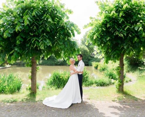 Mijn 1e corona bruiloft