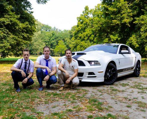 Trouwen in Mustang