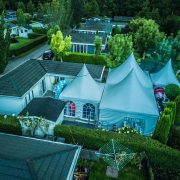 Trouwen bij Droompark Buitenhuizen