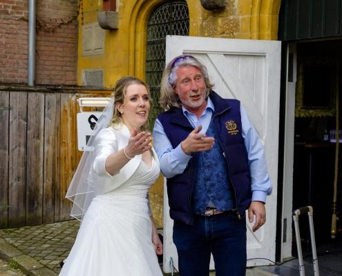 Meimaand trouwmaand