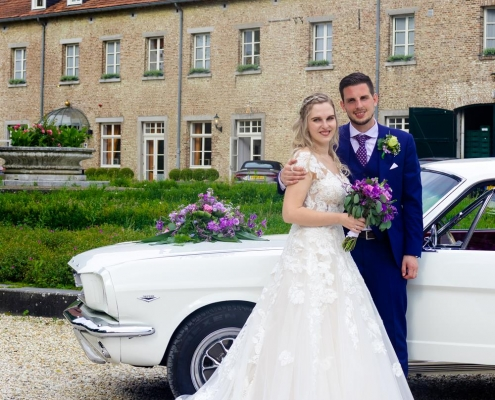 Bruiloft in Carre boerderij Biesenhof Geleen