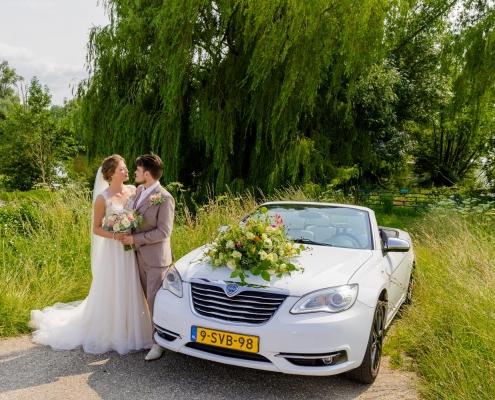 Trouwfotograaf in Veenendaal, Rhenen en Wageningen